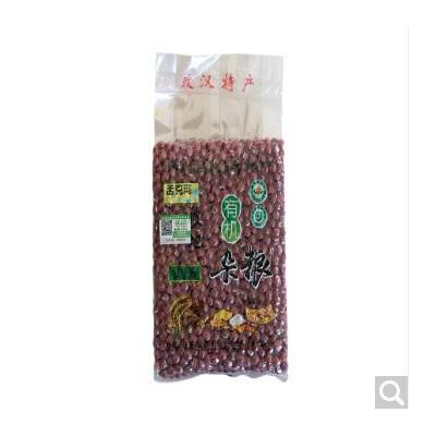 野农优品有机红小豆 非赤小豆农家自种五谷杂粮 新豆粗粮小红豆500g