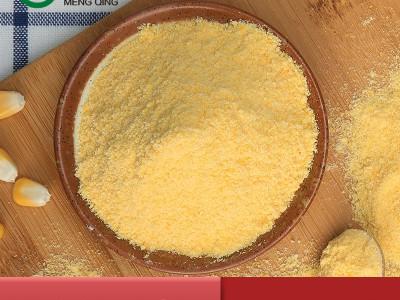 蒙清玉米面粉纯玉米粉新鲜现磨玉米面黄玉米粉杂粮面棒子面2斤