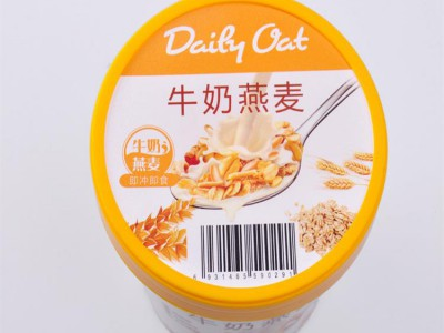 阴山优麦50g牛奶燕麦餐杯