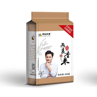 阴山优麦900g燕麦香米