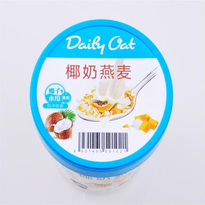 阴山优麦50g小燕子椰奶燕麦餐杯