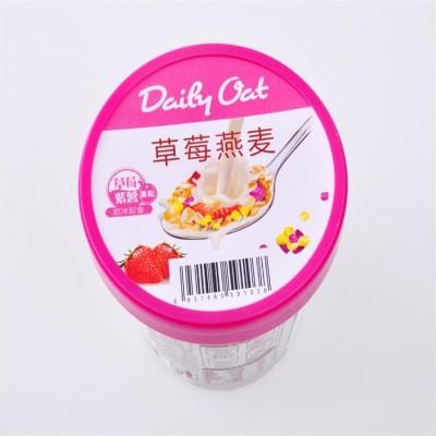 阴山优麦50g草莓燕麦餐杯