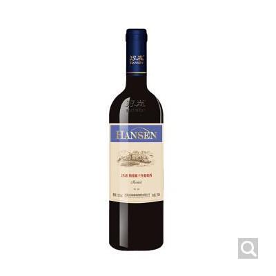 HANSEN/汉森 梅鹿辄干红葡萄酒