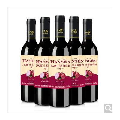 HANSEN/汉森 洋葱葡萄酒375ml