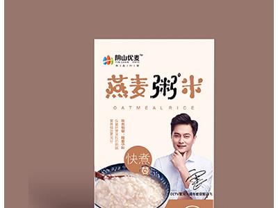 阴山优麦350g燕麦粥米