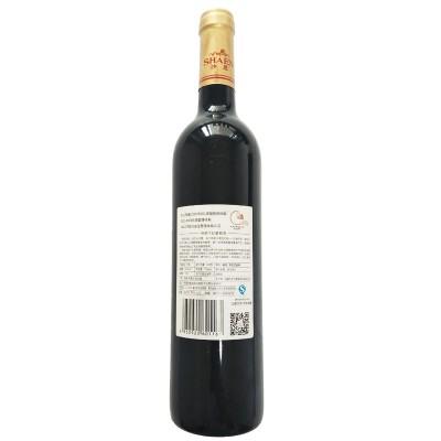 沙恩有机庄园葡萄酒葡园系列秋韵干红750ml单支装