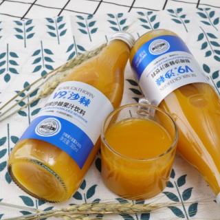 鲜榨沙棘果汁饮料