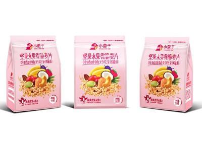 坚果水果香脆麦片420g