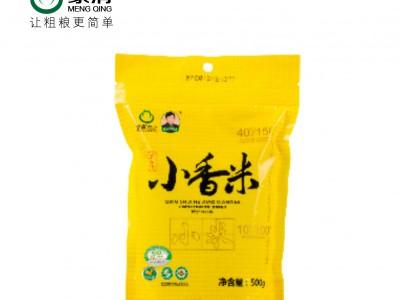 蒙清小香米500g*4袋(清水河特产)预售11月15日前发货