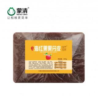 海红果果丹皮500g*4块(清水河特产)