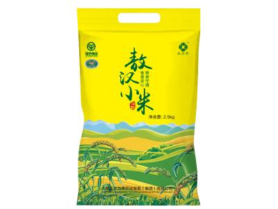 【敖汉小米】当季新小米 禾为贵月子米 宝宝米2.5kg/袋 赤峰特产