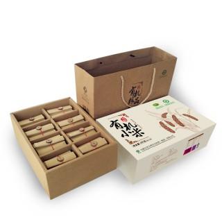 【敖汉小米】当季新小米 禾为贵有机小米礼盒4kg/盒 赤峰特产