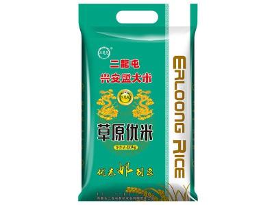 二龙屯 兴安盟大米草原优米10kg/袋