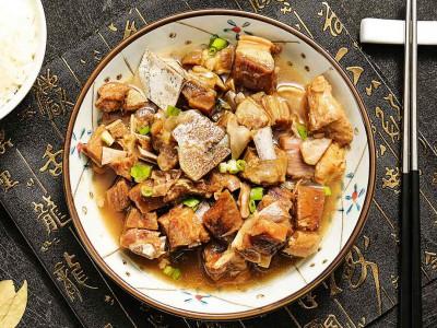 伊赫塔拉 内蒙古清真熟食 红焖羊肉200g 内蒙古草原特产美食 熟食卤肉开袋即食羊肉