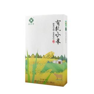 【敖汉小米】当季新小米 禾为贵有机小米500g/盒 赤峰特产